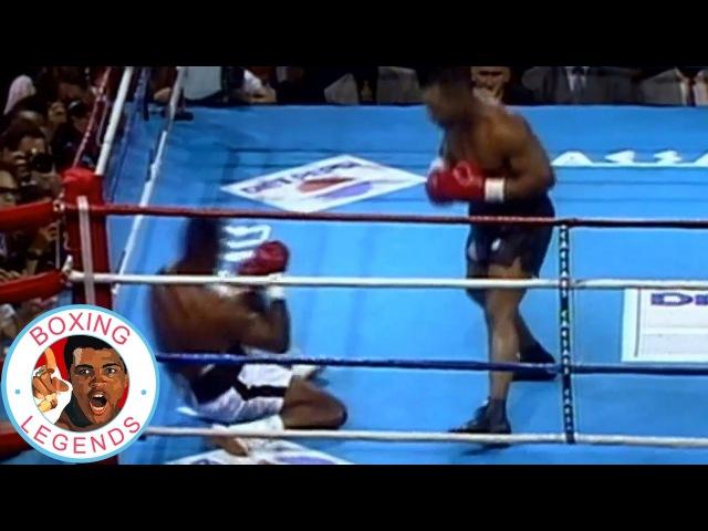 Mike Tyson vs Henry Tillman (Highlights) [1990-06-16]