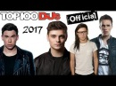 Top 100 DJ Mag 2017 50 - 1 (Official Results)