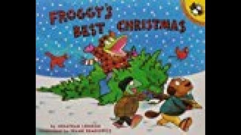 Froggys Best Christmas - Stories for Kids