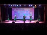 Казахский танец НЭУ Финансы и учет