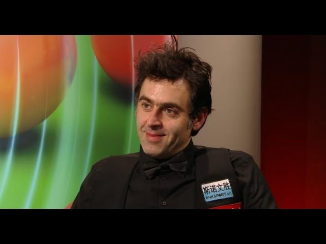 Snooker-The Masters 2016-O'Sullivan Interview[SF]Post-Match