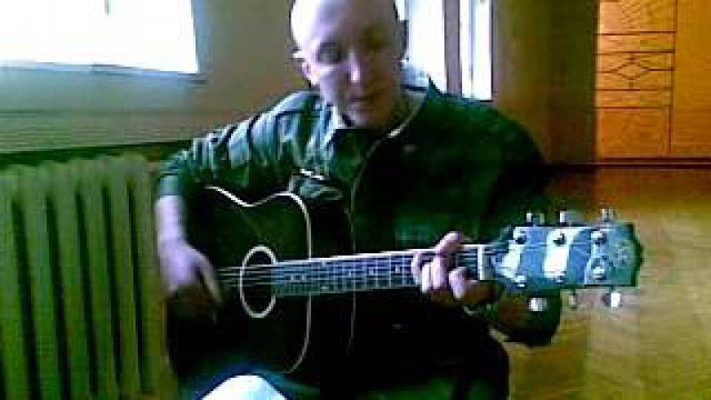 Армейская песня под гитару РВСН