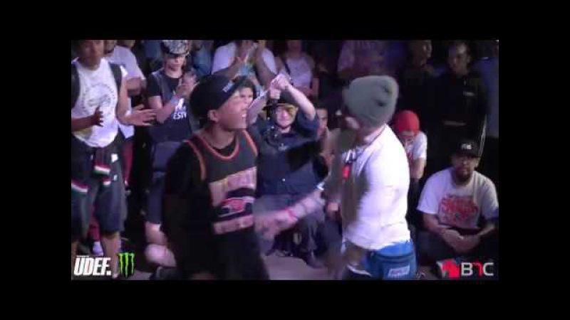 Hijack Vs Thesis   Tribute To The Fallen   B-Boy City XXIII   Pro Breaking Tour   BNC