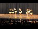 Джайв-2 от СТ Ракасса, Фестиваль Танцевальных Искусств 06.07.14