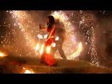 LUMOS Танец с драконами. Фаер-шоу (огненное шоу), Иркутск.