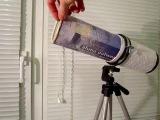 Самодельный телескоп. Homemade telescope. Как сделать телескоп своими руками cfvjltkmysq ntktcrjg. homemade telescope. rfr cltkf