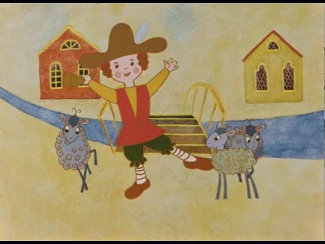 Детский альбом (Инесса Ковалевская) [1976 г., Мультфильм/Детский/Рисованный/Кукольный/Экранизация]