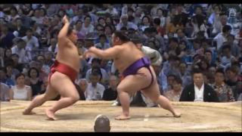 Sumo -Nagoya Basho 2017 Day 14, July 22nd -大相撲名古屋 2017年 14日目