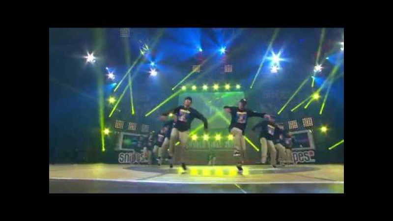 BOTY 2017 - The Floorriorz (Japan) - Best Show