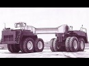 Biggest Vehicle Ever Made - Multi-Wheel Heavy Trucks