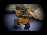 Посылка из Китая - игрушка Wall-E с Aliexpress (Wall-E Toy)