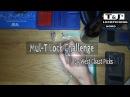 (73) Picking - West Coast Picks Mul-T Lock Challenge