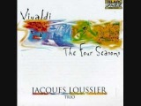 Jacques Loussier Trio - The Four Seasons -Primavera- III (pastorali dance)- Allegro