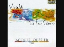 Jacques Loussier Trio - The Four Seasons -Primavera- III (pastorali dance)- Allegro