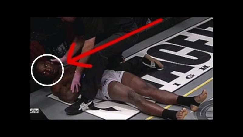 Top 20 Hardest MMA Knockouts Ever