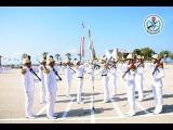 22-10-2017 Сирия:Выпуск новой партии студентов морских колледжей