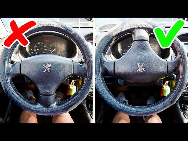 16 Уловок Которыми Пользуются Опытные Автомобилисты