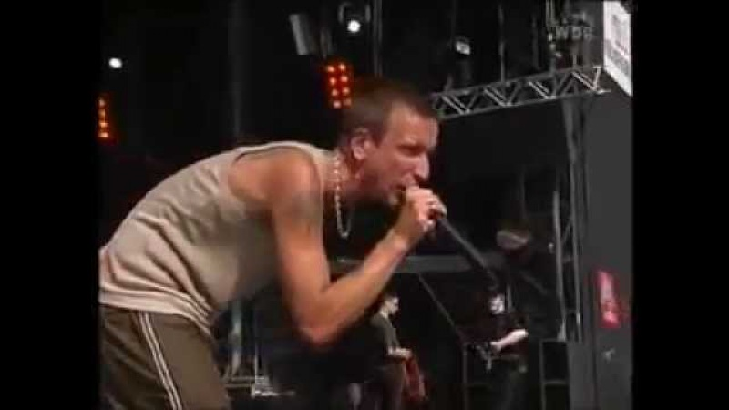 Clawfinger - Nothing Going On (Rock am Ring 2003)