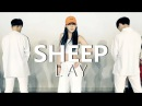 LAY레이 - SHEEP (羊) / Choreography . Jane Kim