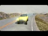 BeamNG  -  Mods  -  The Offroad Burnside (Testing The Offroad Suspension) WIP