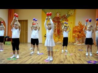 У Евдокии открытое занятие по танцам