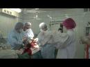 Рождение ребёнка (Кесарево сечение)