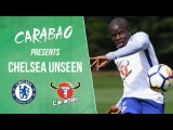 Stunning Training Goals, A New Signing Unveiled and Cahill &amp Luiz At The Premier League Launch