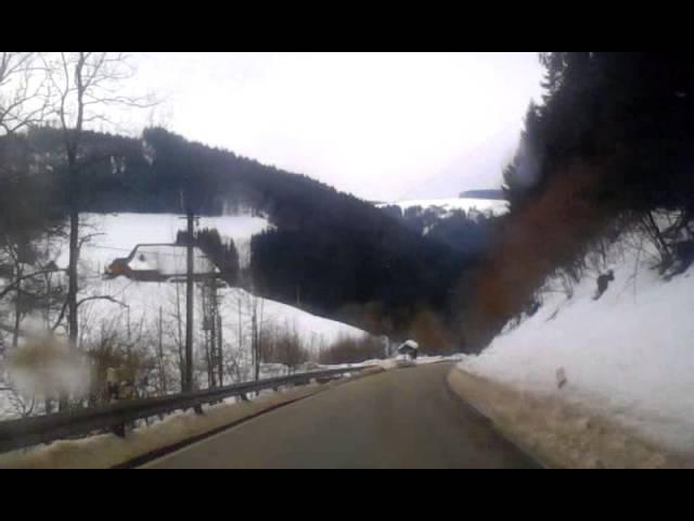 Spirzenstrasse im Winter aus T3 - Music: