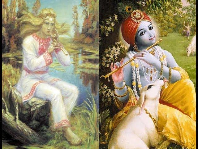 Влияние Индийских религий на Родноверие. Николай Сперанский