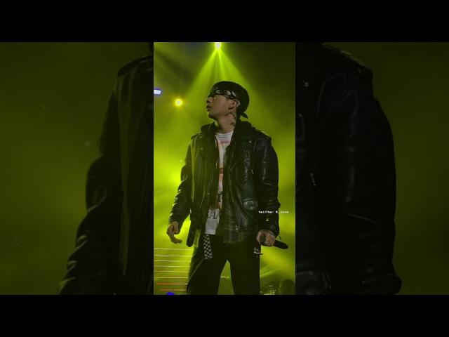 [11.11.2017] Woo Won Jae - Paranoid (KBS Ulsan Hall Let's Get It Hip-Hop Concert)
