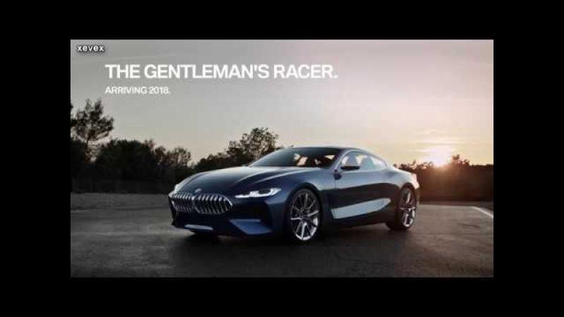 BMW Concept 8 Series Return to a new era