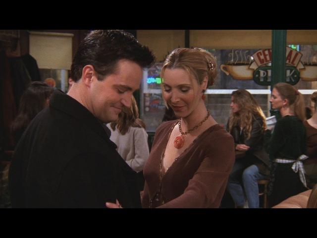 Friends Phoebe seduces Chandler Part 1 She Knows