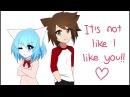 It's Not Like I Like You! ❤