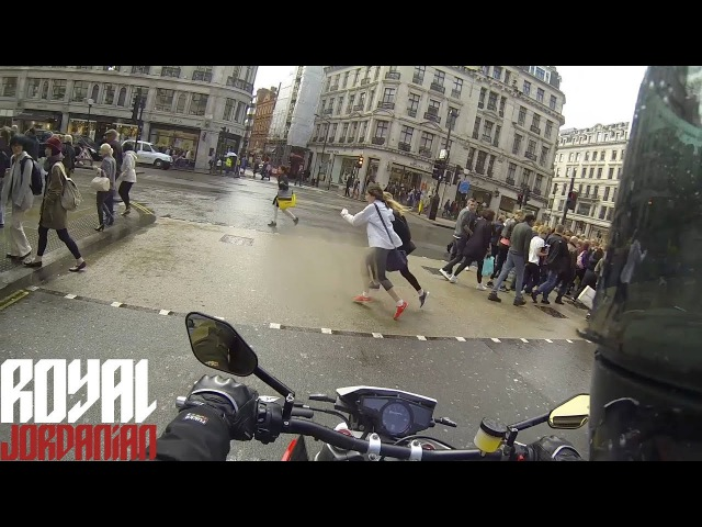RJ's top 10 Pedestrian encounters
