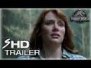 Jurassic World 2 Fallen Kingdom 2018 First Look Trailer - Chris Pratt, Bryce Dallas Howard
