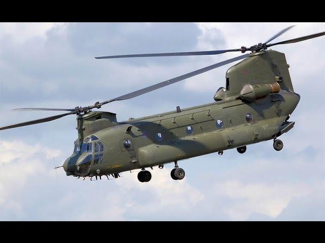 Секунды до катастрофы Крушение вертолёта «Чинук» National Geographic