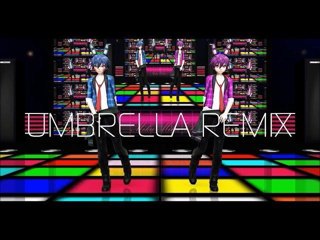【MMD X FNAF】Umbrella Remix {Thanks For 50 Subs!}
