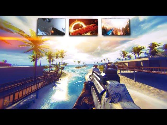 Gun Sync Without Music | 16-Game Gun Sync