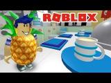 ПОБЕГ ИЗ ВОЛШЕБНОЙ КУХНИ в ROBLOX приключения мульт героя как видео летсплей от кан...