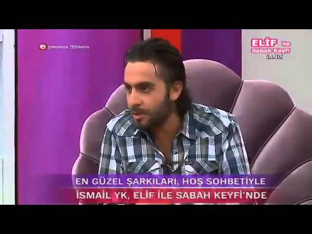 TVem Elif İle Sabah Keyfi Programı _ İsmail YK - 27 Aralık 2012
