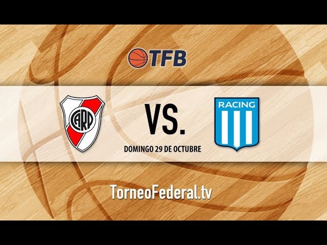 Metropolitana River Plate vs. Racing Club de Avellaneda   TFB