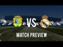 Fuenlabrada vs Real Madrid - 0-2 Match Preview 26/10/2017 | HD