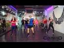 Corazon - Maluma ft Nego do Borel by Cesar James Coreo Zumba Cardio Extremo Cancun