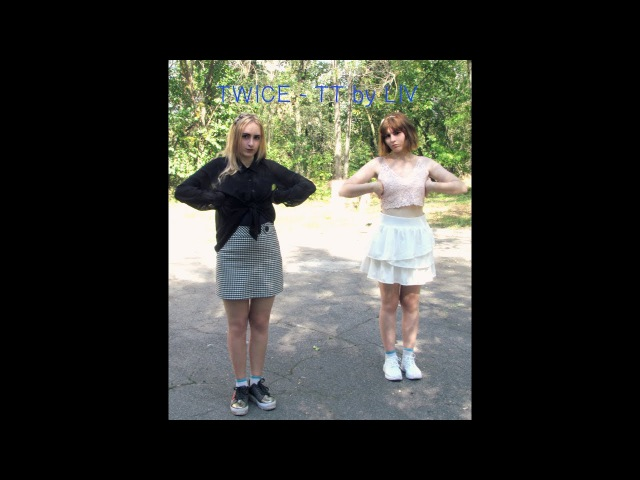 TWICE - TT   vocaldance cover by LIV