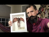Easy mummified fairy or dead sprite specimen tutorial