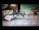 Авария в Махачкале на Дахадаева