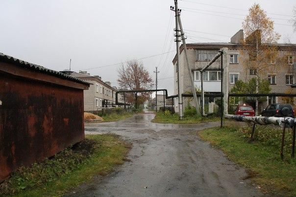 Торцы домов  14 ноября 2017