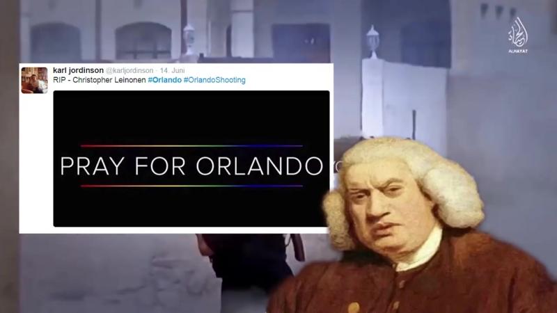 Islamischer Terror in Orlando - Todenhöfer Co pissen erneut auf die Leichen 2 2 (Bitte mirrorn)
