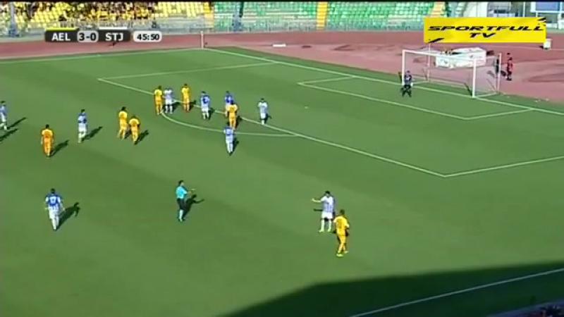54 EL-20172018 AEL Limassol - St. Josephs FC 60 (06.07.2017) FULL