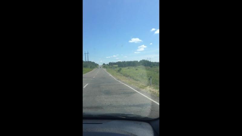 Кемеровская область,Анжеро-Судженск,трасса между п. Красная Звезда и п.Турат